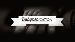 babydedication