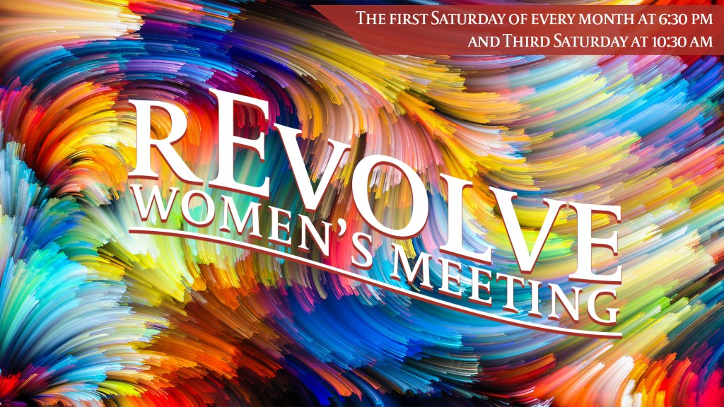 revolve womans meeting