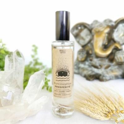 brume-energetique-prosperite-laurier-gingembre-fragonia-quartz-rutile-cristal-de-roche
