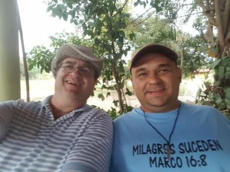 Tomas and Francisco