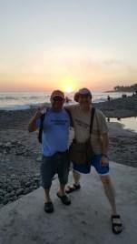 Evangelizing in El Tunco
