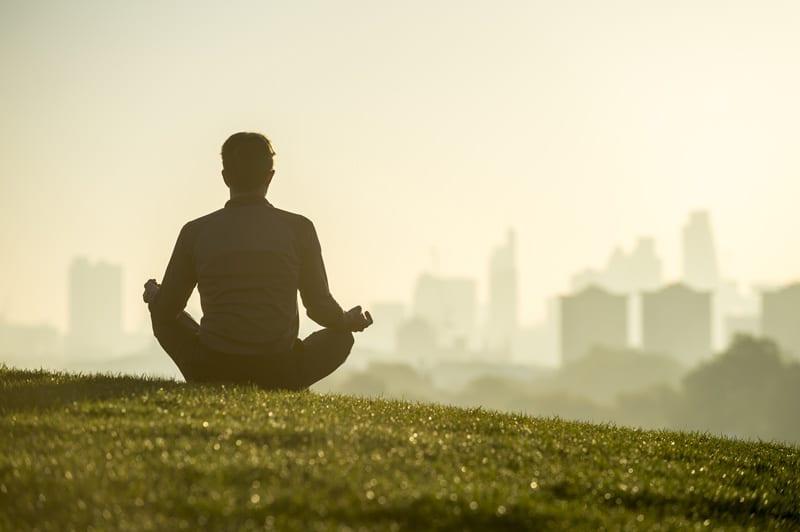 meditation techniques for depression