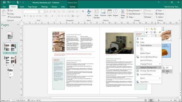 How to Insert Tables of Contents in Microsoft Publisher - Quick and Easy