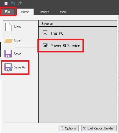 power-bi-report-builder-save