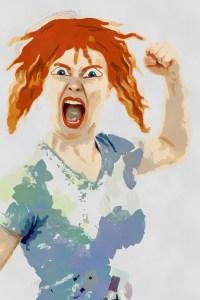 Tunnistatko vihantunteen itsessäsi?