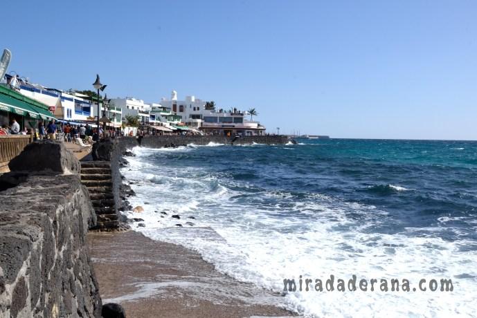 Playa Blanca Lanzarote sur