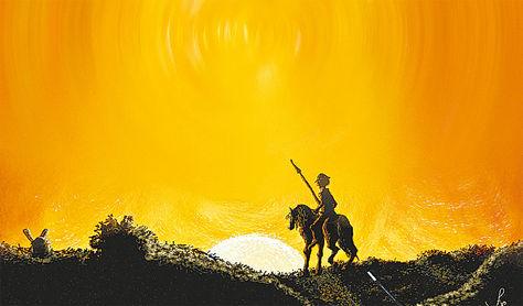 Durante 11 horas La Paz leerá El Quijote