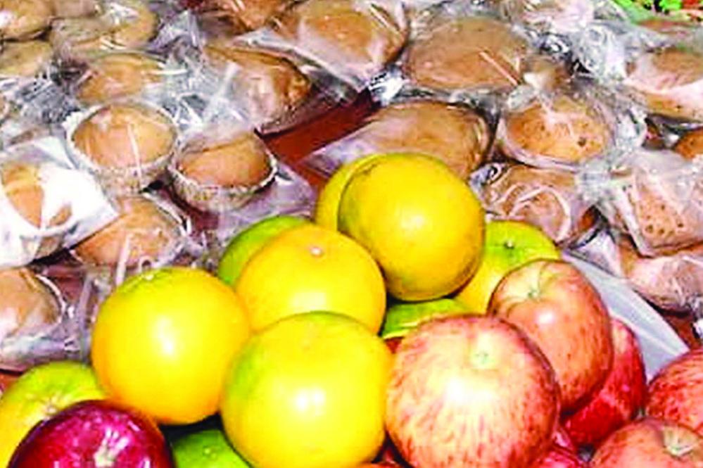 Municipio reforzará el desayuno escolar con verduras y frutas