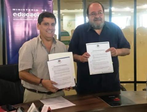 Ministerio de Educación y Universidad Amazónica de Pando fortalecerán formación científica
