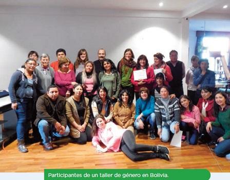 Evaluación externa del Convenio en Bolivia