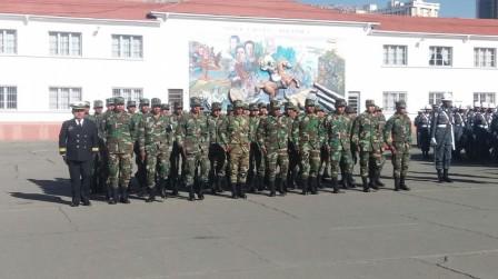 En tres años, Defensa entregó 334 becas a soldados