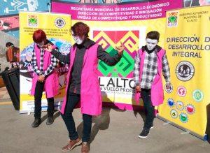 Feria Dominical dedicada a habilidades juveniles