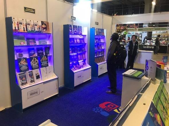 Ministerio de Educación participa de la XXIII Feria del Libro
