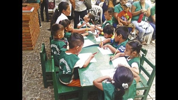 La Gobernación dirige 150 jardines infantiles
