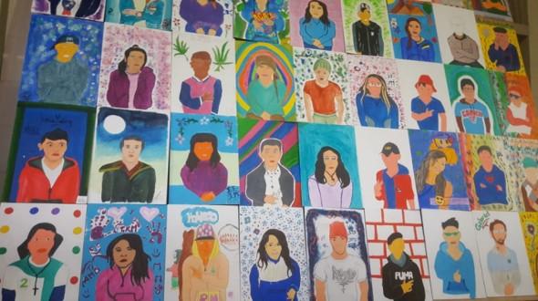 Por medio del arte, 45 jóvenes presos de Qalahuma buscan restaurar sus vidas