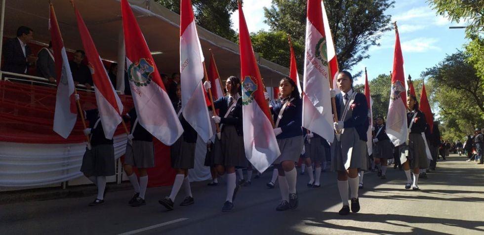 Tarija: Suspenden desfile escolar del 6 de agosto
