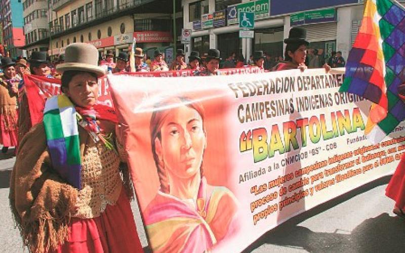 Alianza de mujeres pide cadena perpetua y sanciones sumatorias e imprescriptibles ante feminicidios e infanticidios