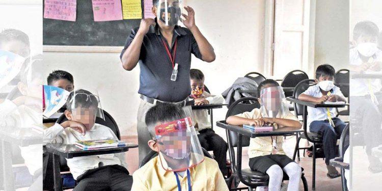 Detectan contagios de coronavirus en una escuela de Cochabamba