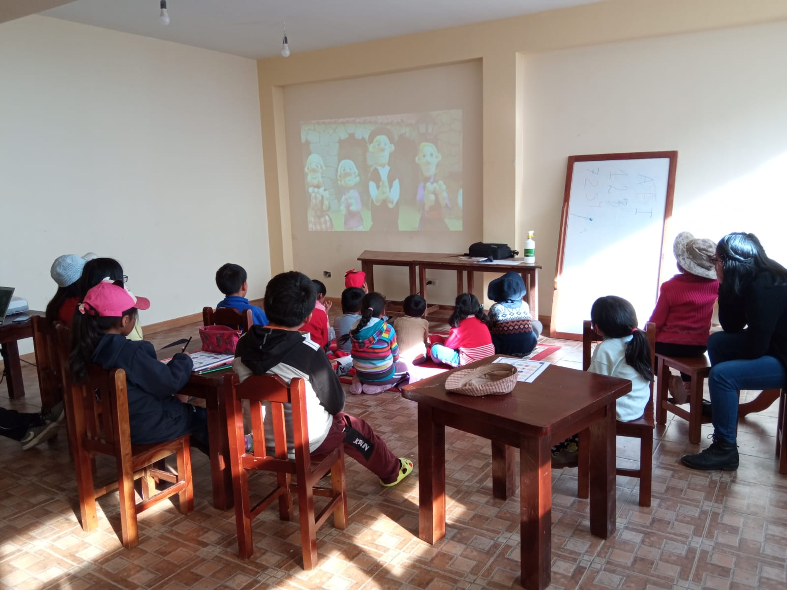 El Festival Kolibrí, en su decimoquinta edición, lleva la cultura audiovisual niñas, niños y adolescentes