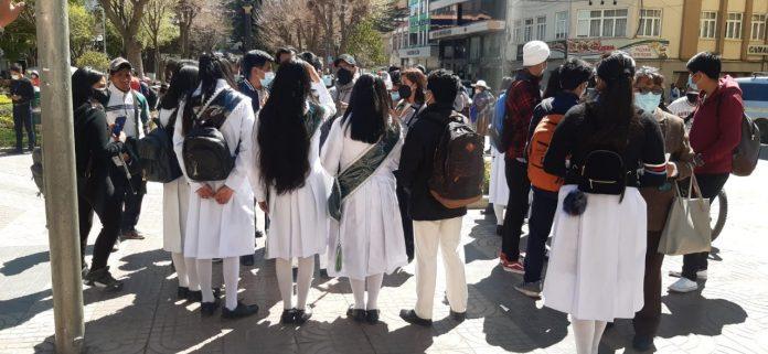 Al menos un estudiante en cada curso abandonó el colegio este 2021 en Oruro