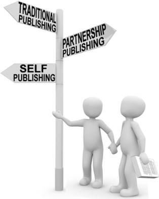choose publisher book new author