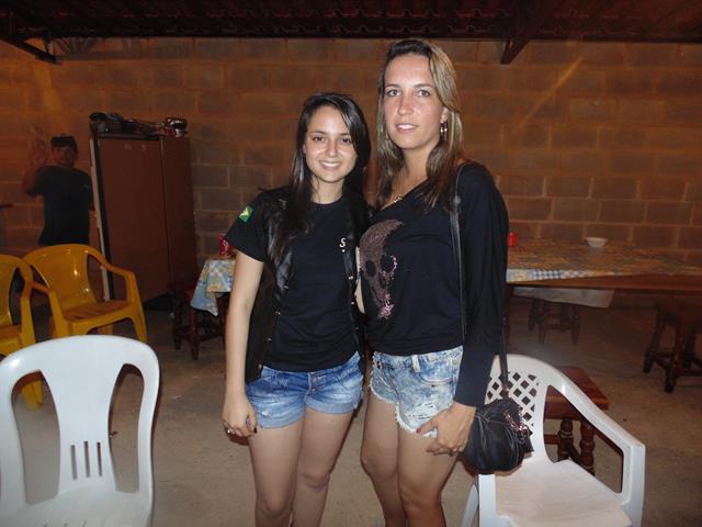 Beatriz e Karina