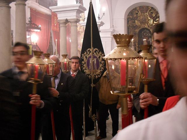 GALERÍA DE IMÁGENES DEL TRIDUO A NUESTRO PADRE JESÚS NAZARENO