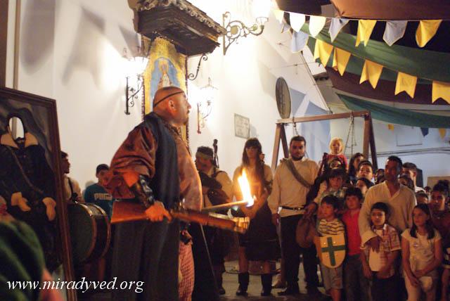 GALERÍA DE IMÁGENES DEL MERCADO BARROCO DE OLIVARES 2011