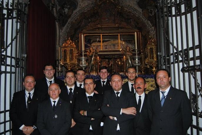 CONVOCATORIA PARA LOS COSTALEROS DE NUESTRA HERMANDAD