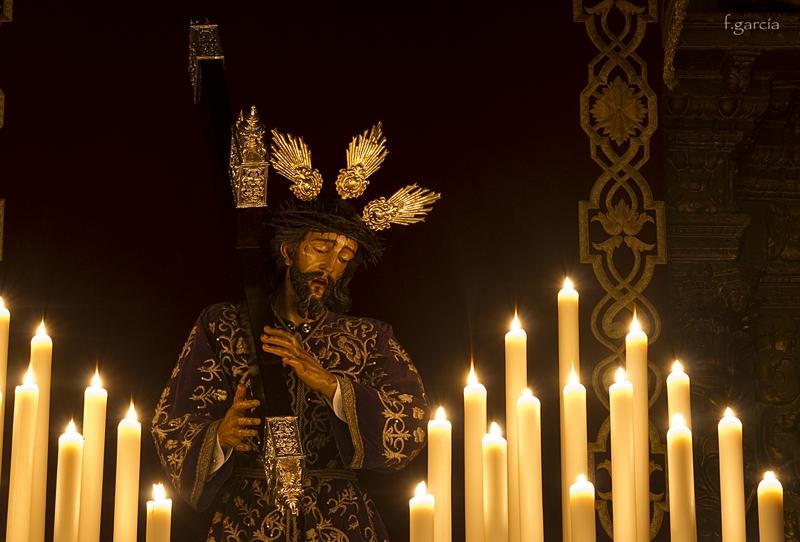 ALTAR DE CULTOS DE NUESTRO PADRE JESÚS NAZARENO