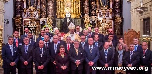 XLII CONVIVENCIA NACIONAL DE HERMANDADES DE LA SOLEDAD
