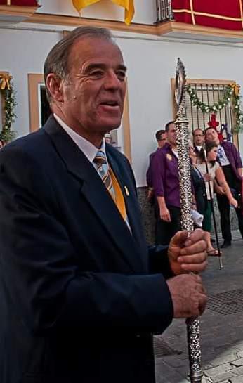 FALLECE NUESTRO EX-HERMANO MAYOR D. MANUEL GARCÍA PALLARES
