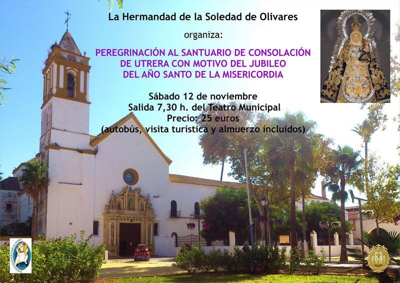 PEREGRINACIÓN AL SANTUARIO DE CONSOLACIÓN DE UTRERA