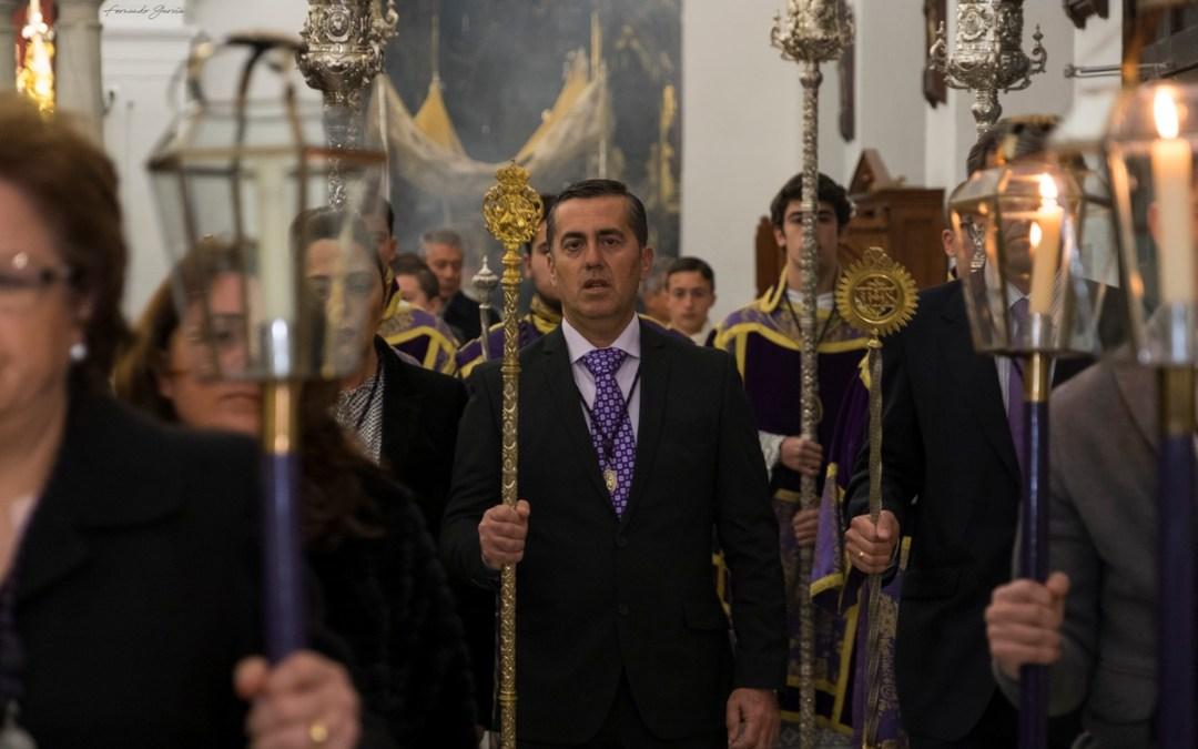 IMÁGENES DE LA PROCESIÓN CLAUSTRAL DEL TRIDUO A NUESTRO PADRE JESÚS NAZARENO