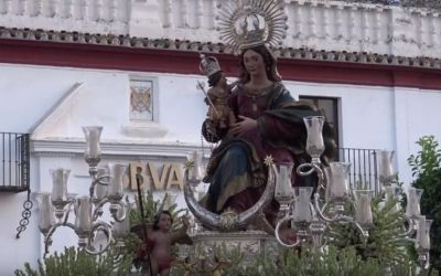 RESUMEN PROCESIÓN DE LAS NIEVES 2018 – OLIVARES