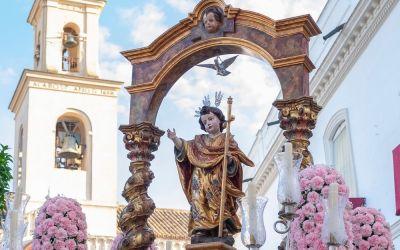 LA HERMANDAD DE LA SOLEDAD PARTICIPARÁ EN LA PROCESIÓN DEL CORPUS 2019