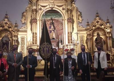 Peregrinación a la Basílica del Gran Poder – Sevilla 2020