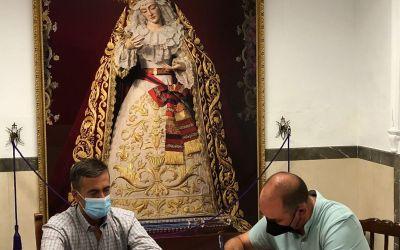 NUEVO ACOMPAÑAMIENTO MUSICAL PARA NUESTRO PADRE JESÚS NAZARENO: BANDA DE CORNETAS Y TAMBORES JESÚS NAZARENO DE HUELVA