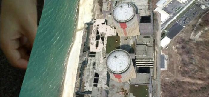 Centrale nucléaire en réalité augmentée (1ère S)