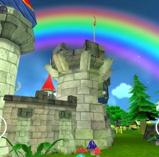 Colorland : jeu sérieux en réalité virtuelle