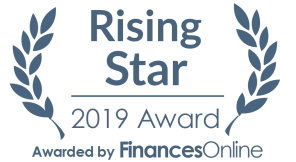 MiragetLeads - Risingstar2019 Award