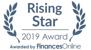 MiragetLeads - Risingstar2019 Award