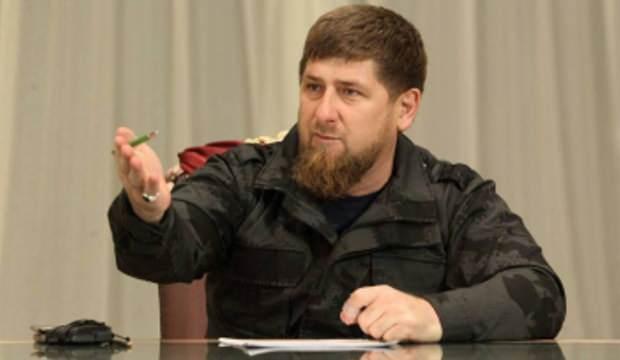 Kadirov çok sinirlendi: Adam ol