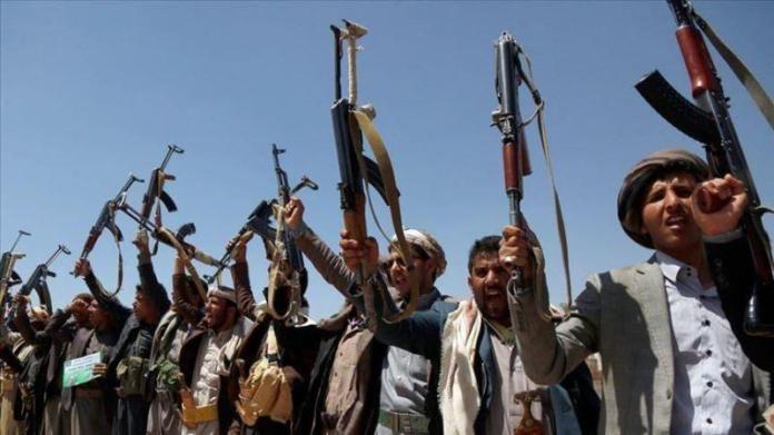 İran destekli Şii Husiler