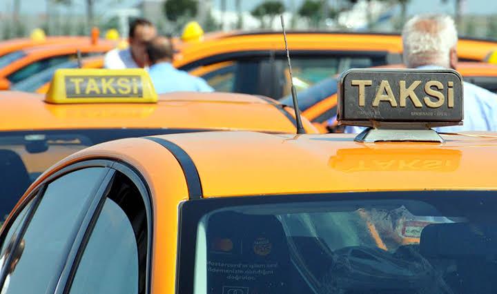 150 taksisinin çalışma ruhsatı iptal edildi