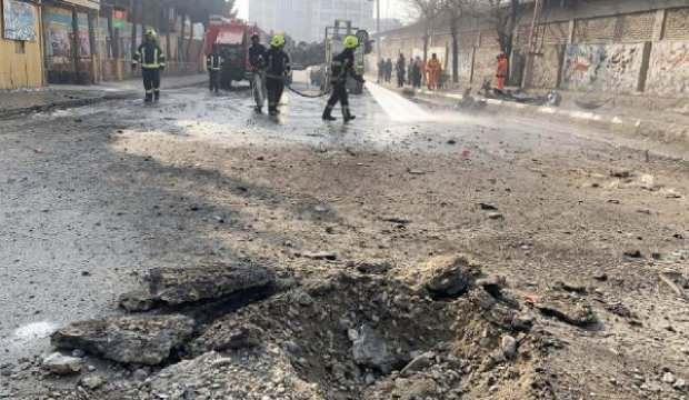 BM'nin Afganistan ofisine saldırı: 1 Afgan koruma öldü