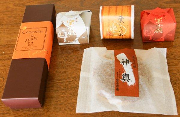 老舗菓匠の和菓子ファンド