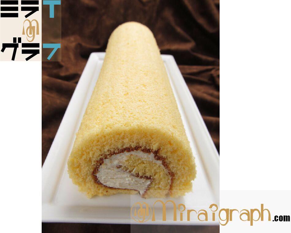 ロールケーキはどこの国の発祥!?10月6日はロールケーキの日『今日というミライグラフ365』
