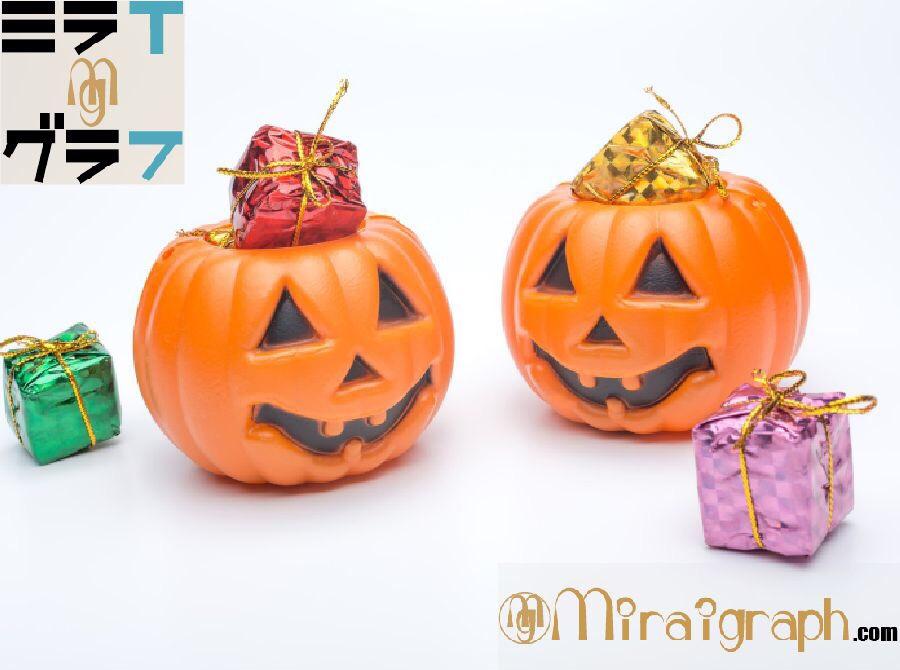 『ハロウィン』とは!?カボチャのお化け『ジャック・オー・ランタン』とは!?10月31日はハロウィン『今日というミライグラフ365』