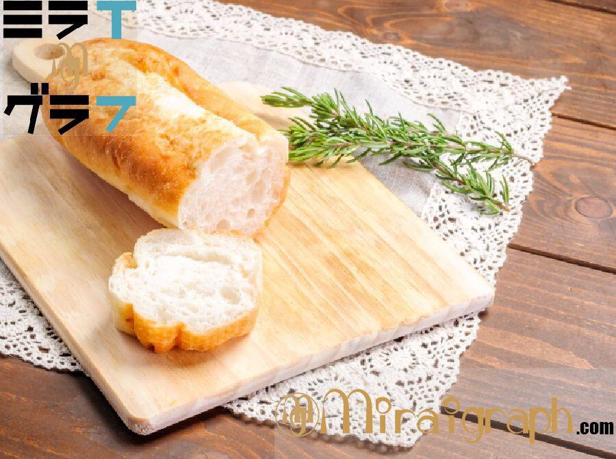 フランスパンはどうしてかたい!?その理由と魅力をご紹介!!11月28日はフランスパンの日『今日というミライグラフ365』